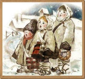 crăciunul în muntenia